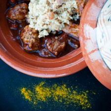 Berber couscous